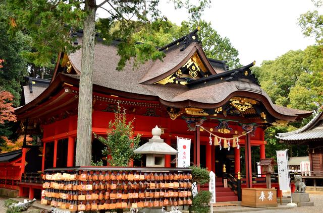 六所神社拝殿・本堂