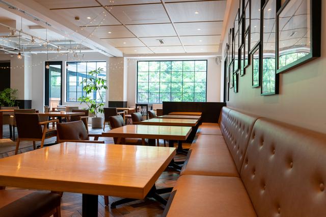 東京のカフェ