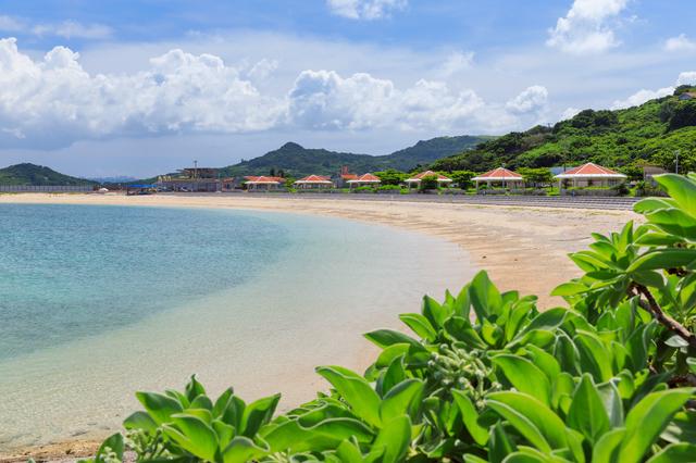 沖縄(あざまサンサンビーチ)