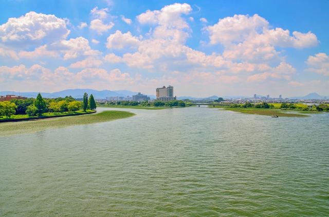 滋賀県の琵琶湖