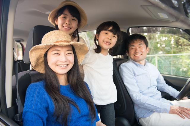 家族全員で埼玉に行く
