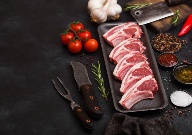 羊肉にしたところでお肉はお肉