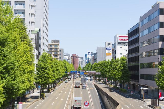 仙台は地方都市