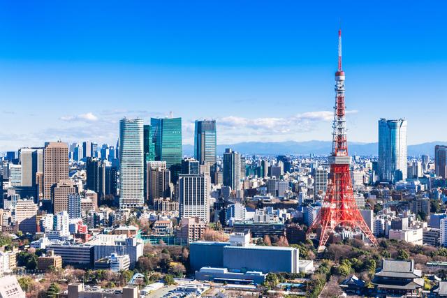 東京暮らし
