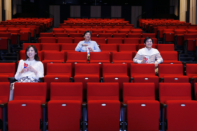 映画のライブハウス