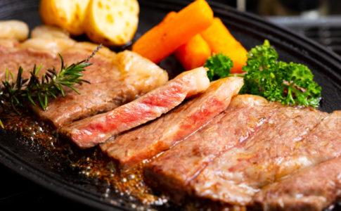 高槻で食べるステーキ