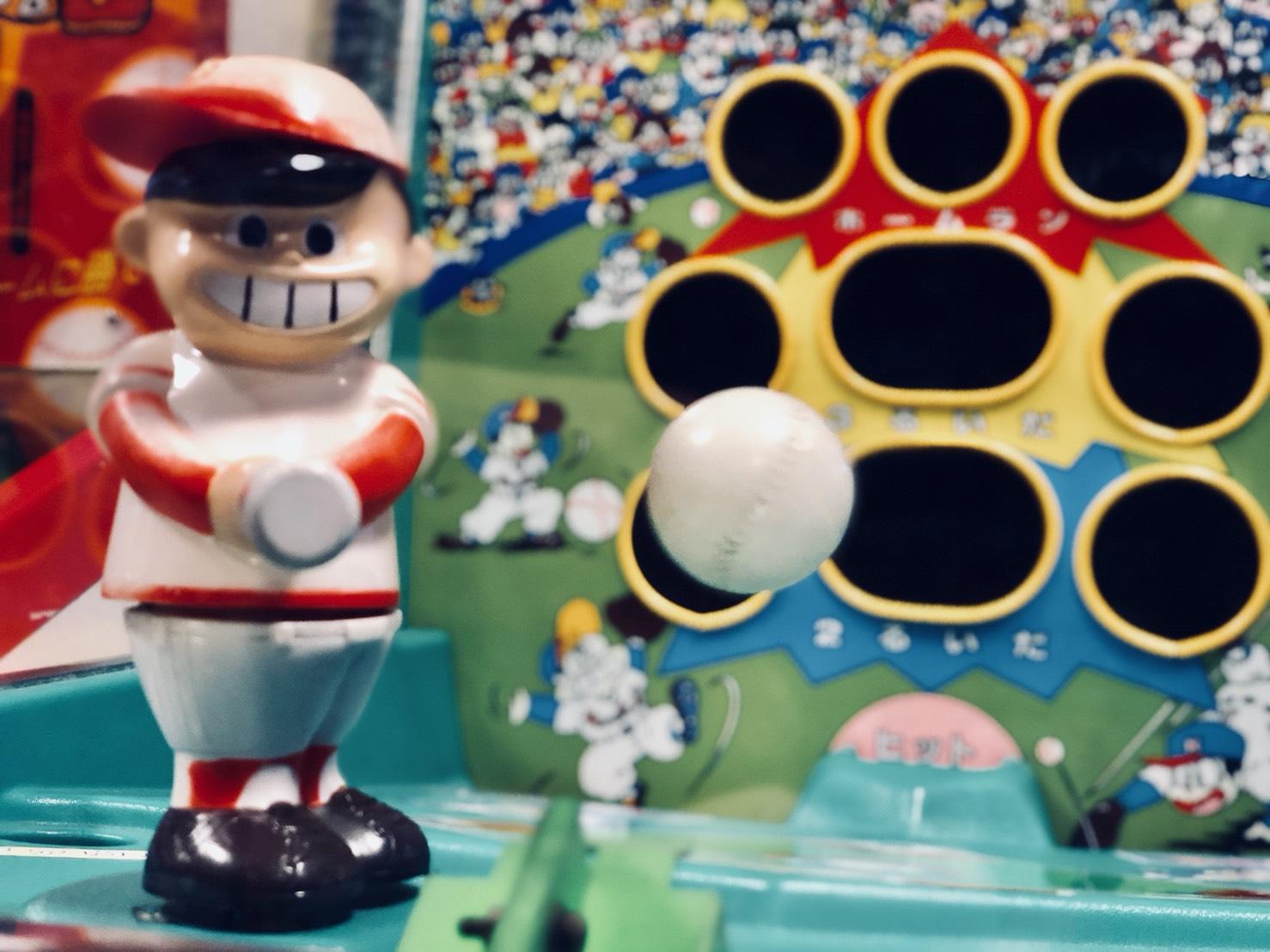 レトロ野球ゲーム