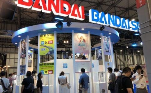 BANDAI(バンダイ)ブース
