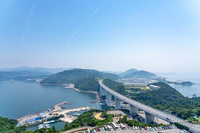 徳島と海岸