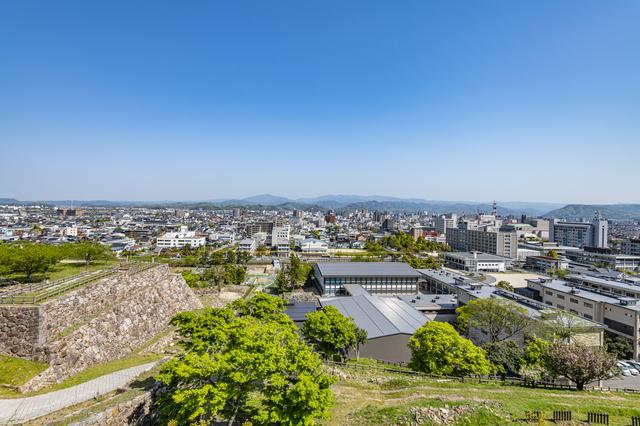 かつての鳥取・城下町