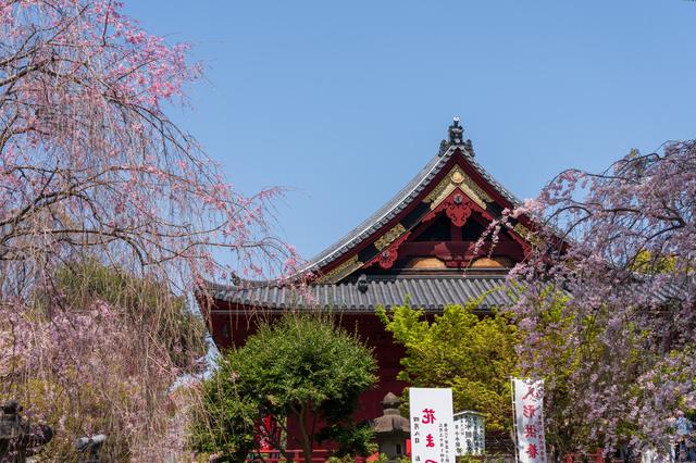 清水観音堂(上野公園)