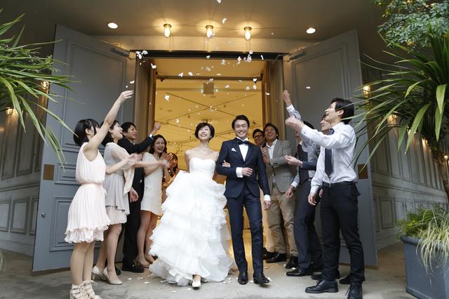 結婚式ラッシュ