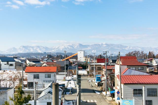 大石田町(山形)