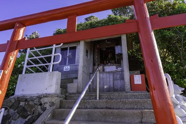 元乃隅神社の本殿