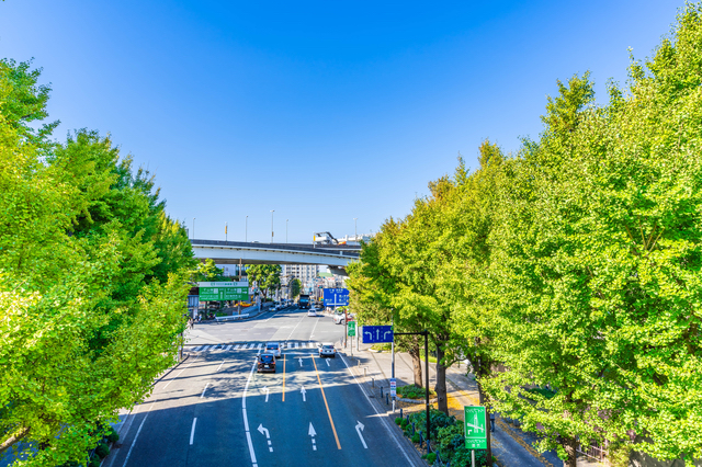 横浜の町が大好き