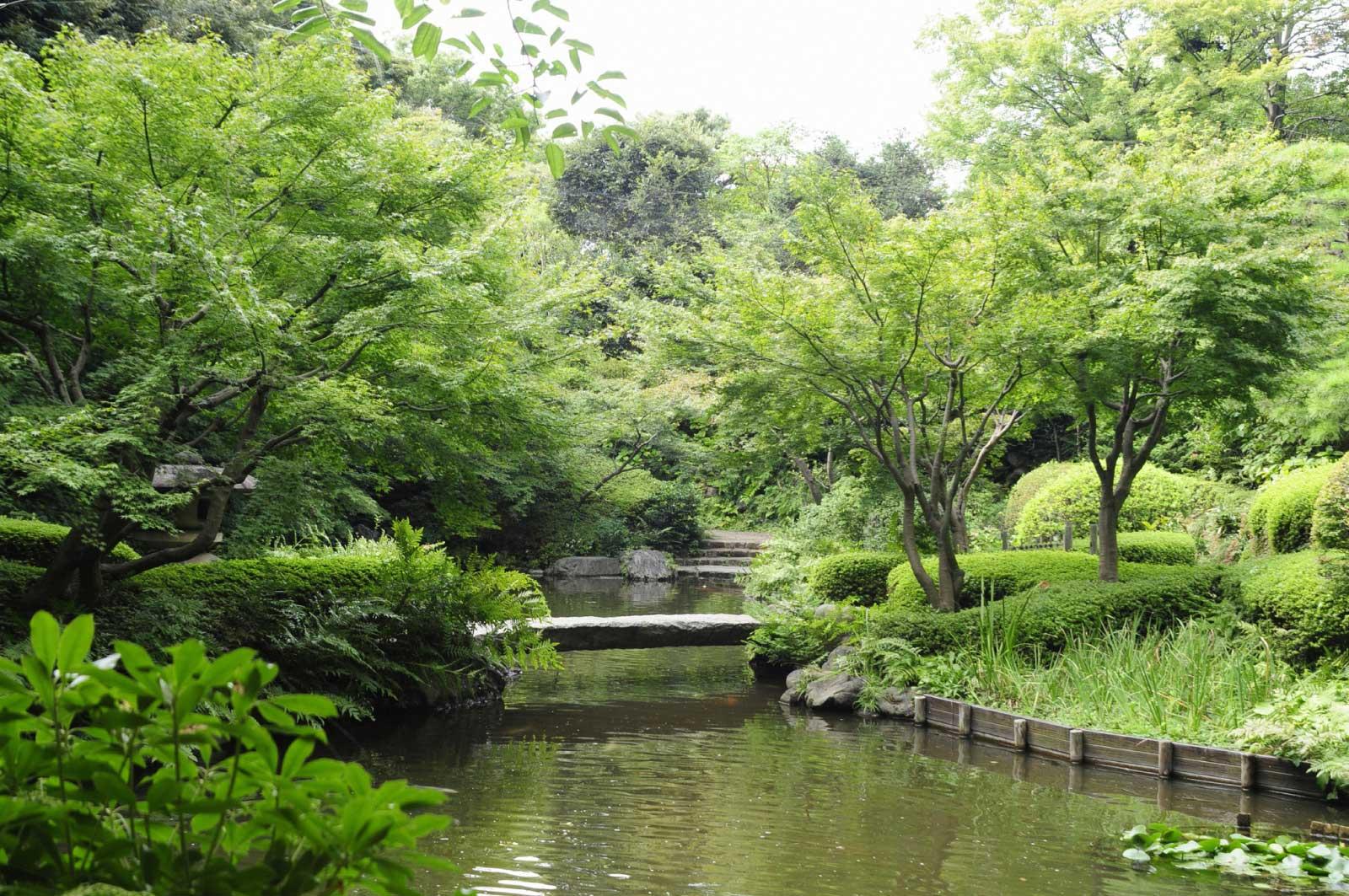 池田山公園(五反田)