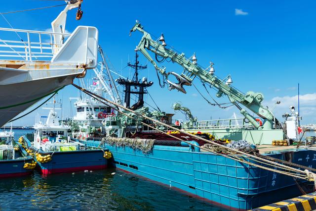 八戸漁港・舘鼻岸壁