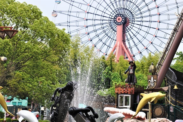 広島・福山の遊園地「みろくの里」