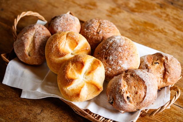 北海道で買ったパン