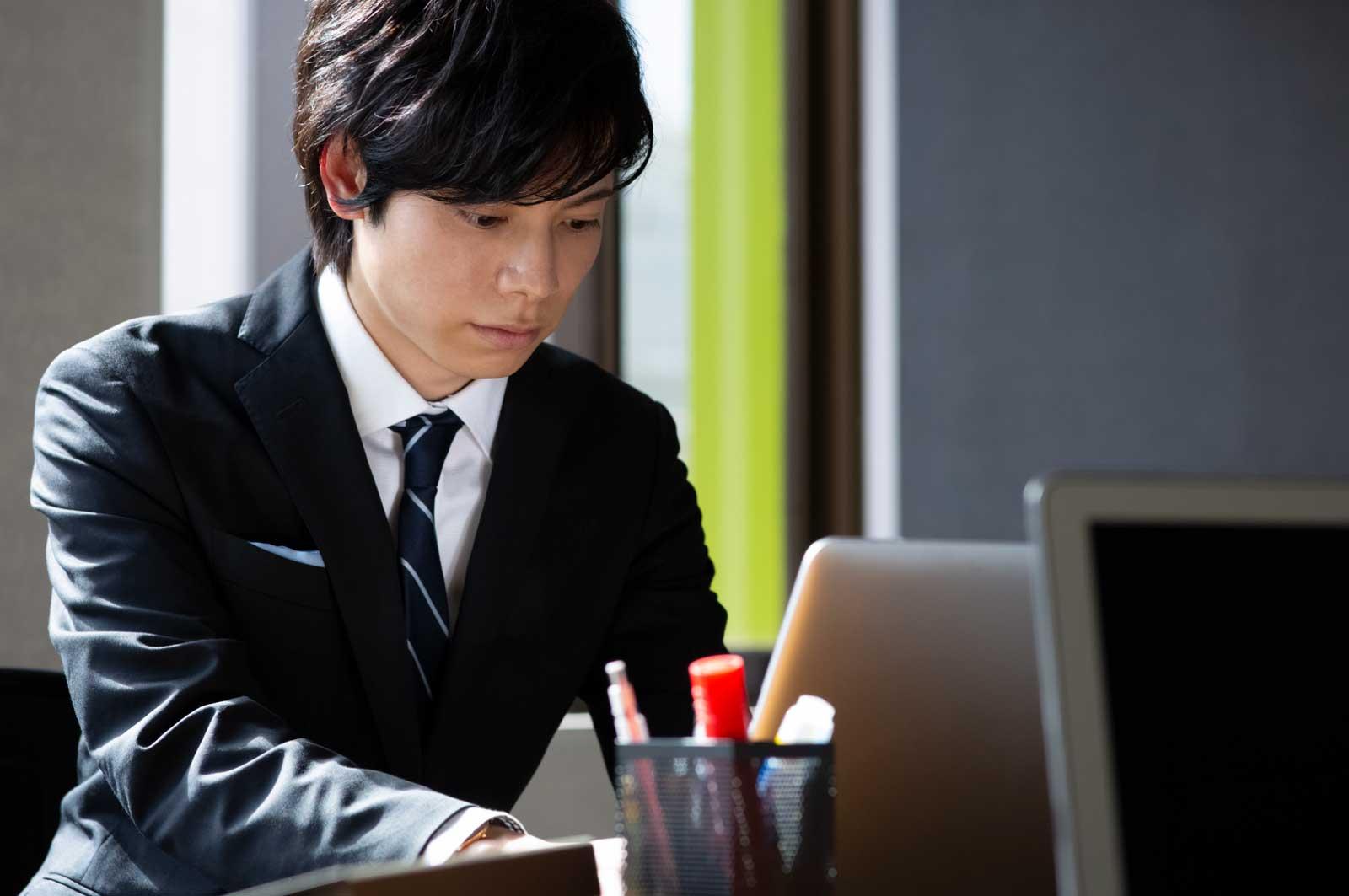錦糸町で働く26歳のサラリーマン
