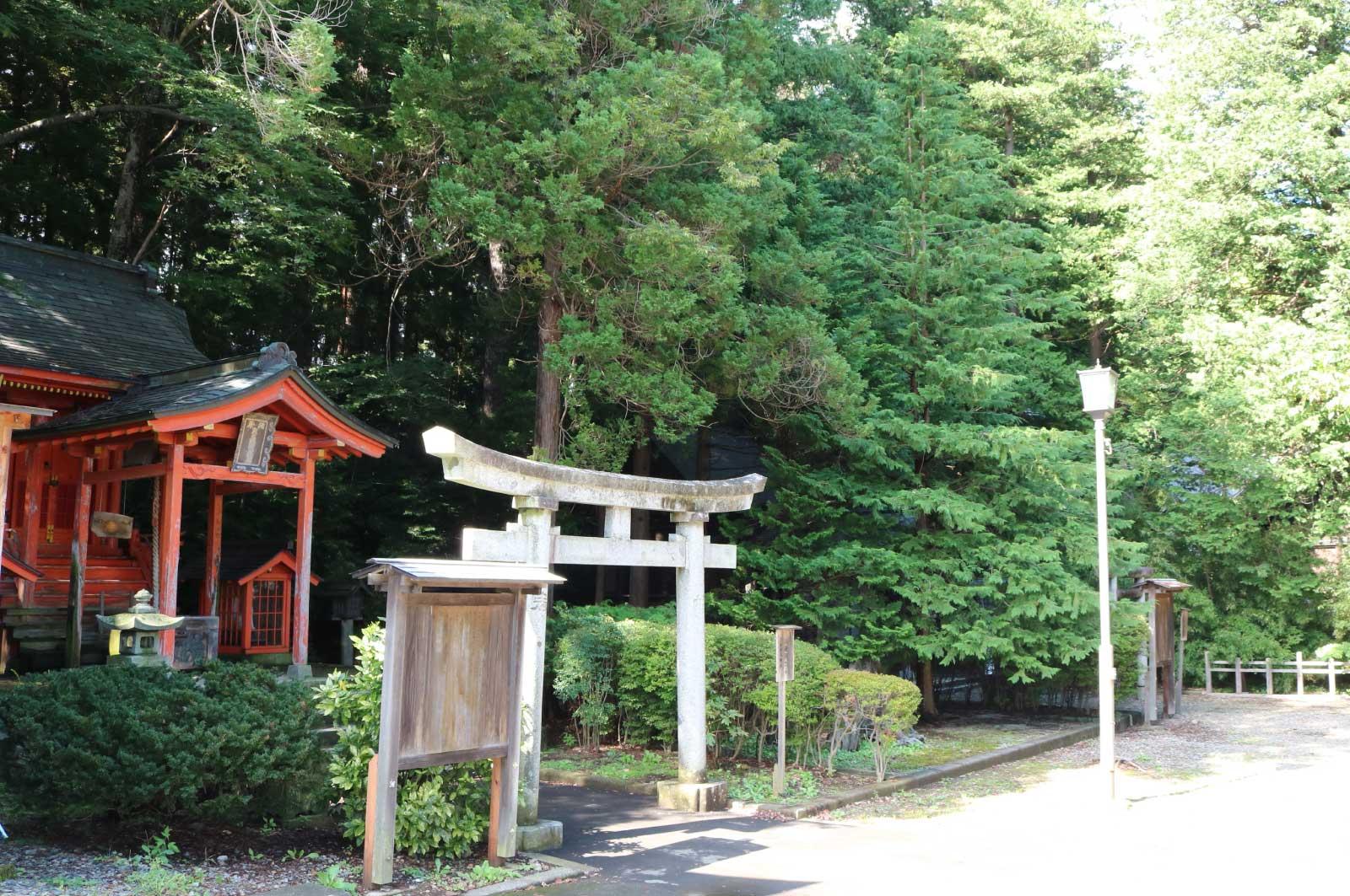 笠森稲荷神社