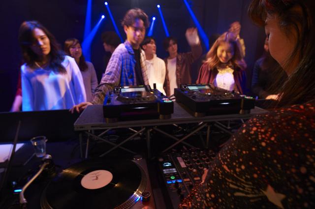 DJ・クラブイベント