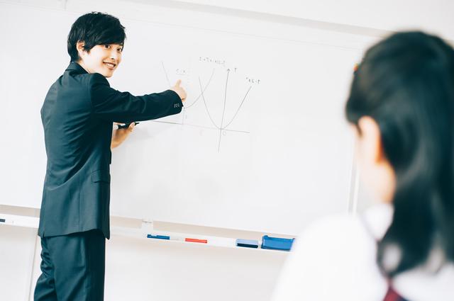 若い塾講師