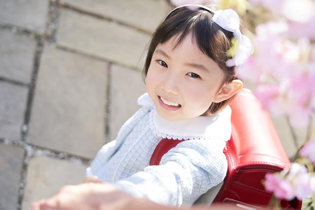 小学一年生の女の子