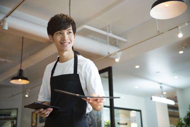 尼崎在住・飲食店店員(26歳)