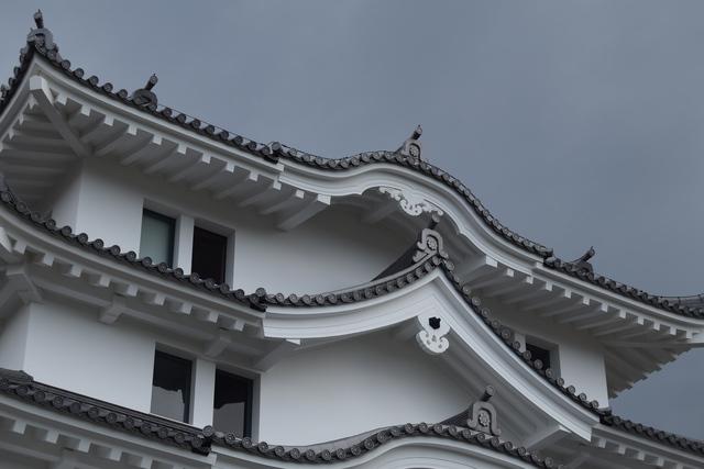 尼崎城・最上階