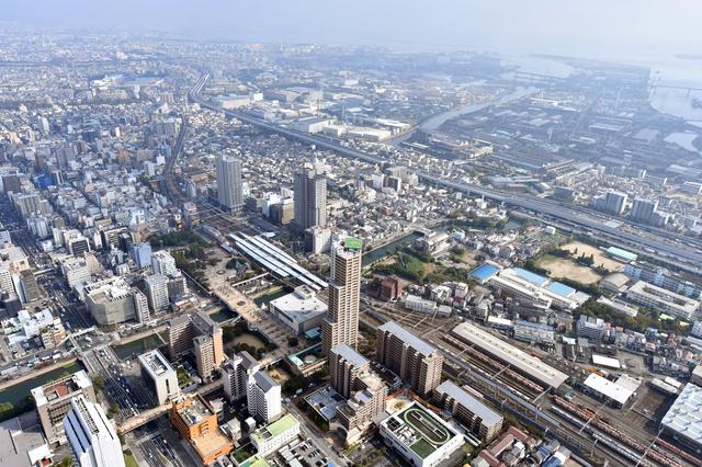 尼崎駅周辺