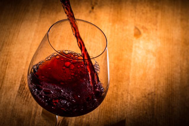 福山でワインをいただく