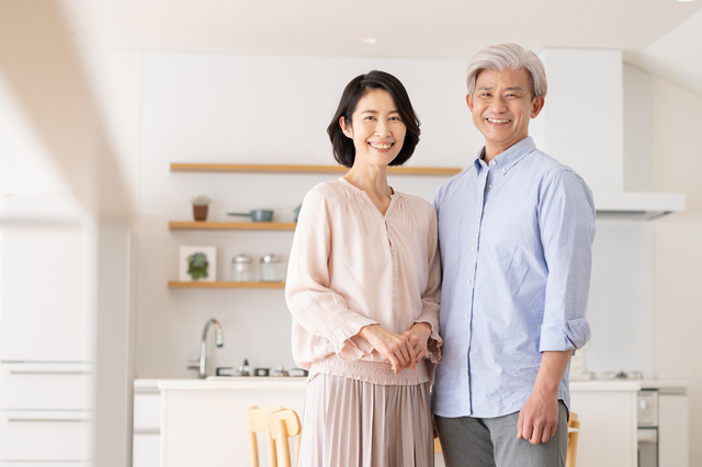 福山在住のミドル夫婦