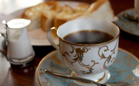 八王子・パぺルブルグのコーヒー