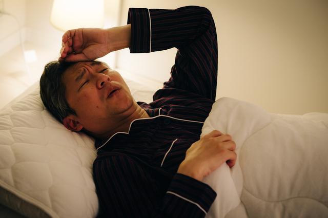不眠症の50代