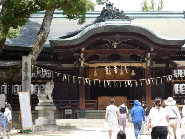 デンボの神様と呼ばれる「石切神社(東大阪)」