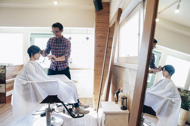 姫路で美容室をしている35歳