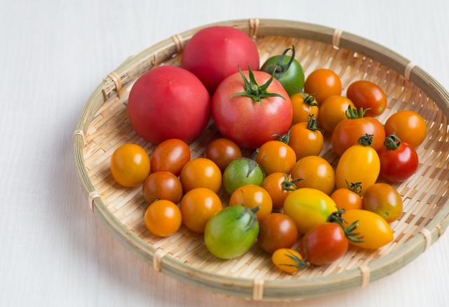 いわきの美味しいトマトたち