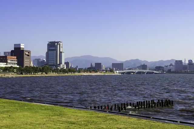 宍道湖(松江)