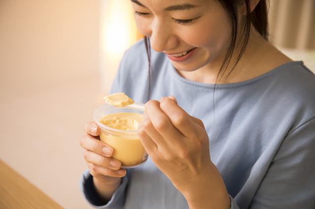 プリンが好きな奈良在住・32歳・女性