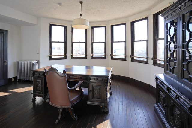 旧本多忠次邸の書斎