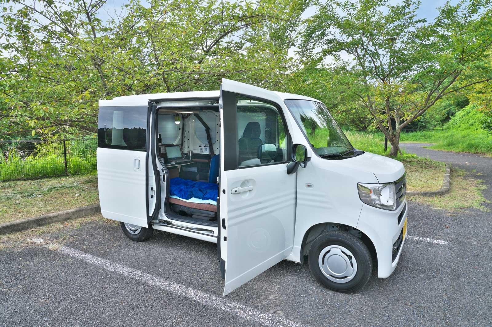 岡山から全国へ車中泊