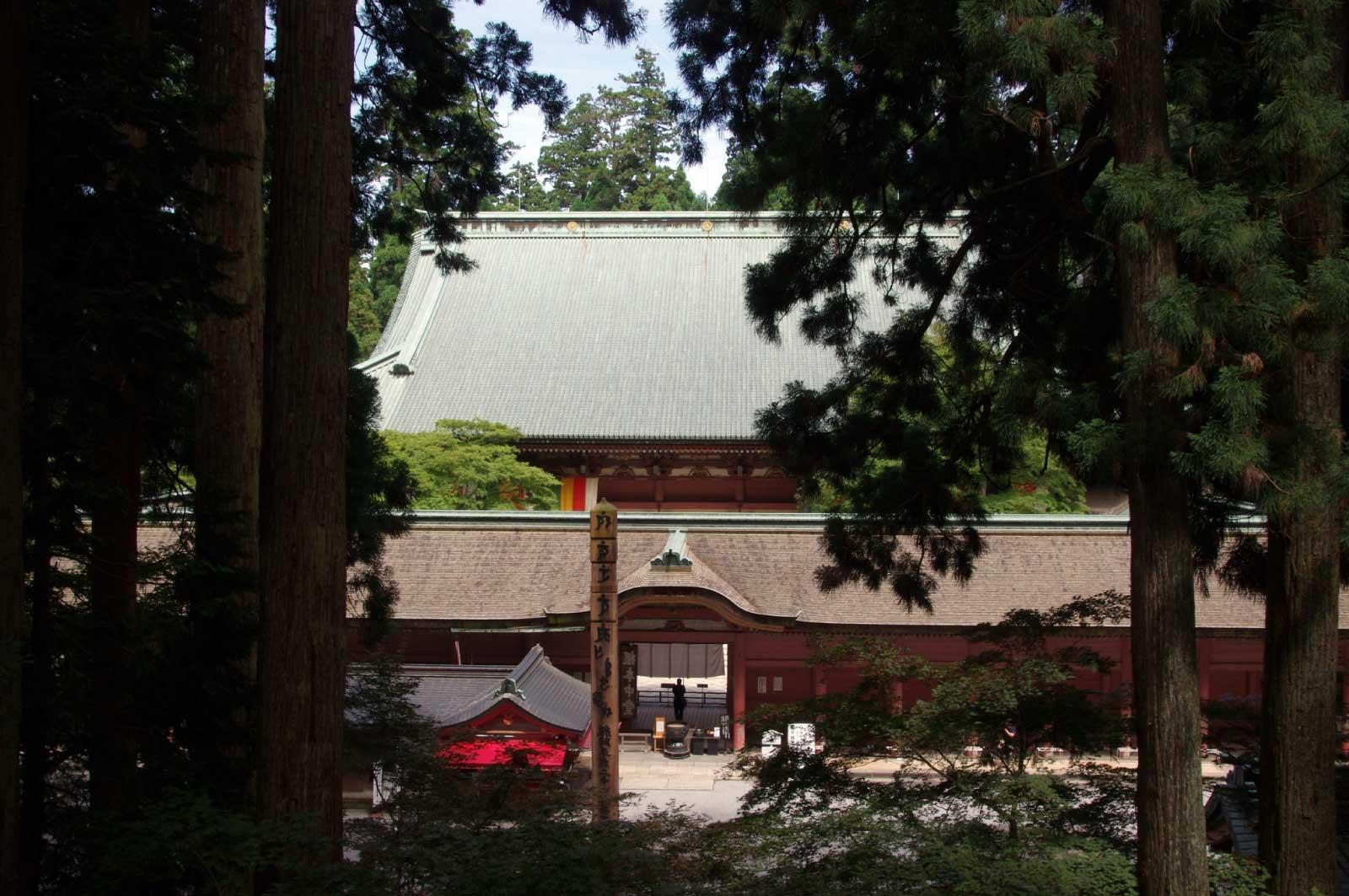 延暦寺の根本中堂