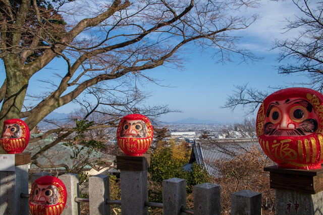 高崎の達磨寺