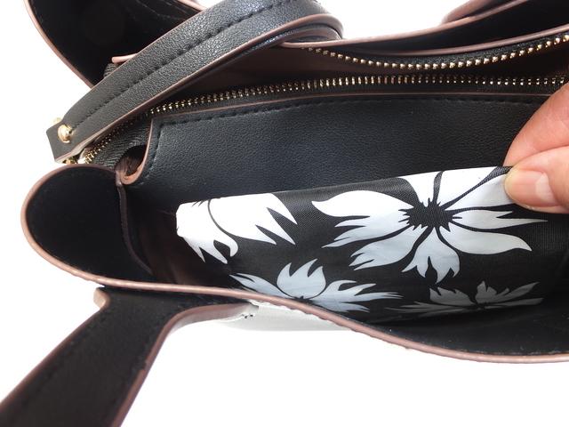 デザイン性の高いバッグ