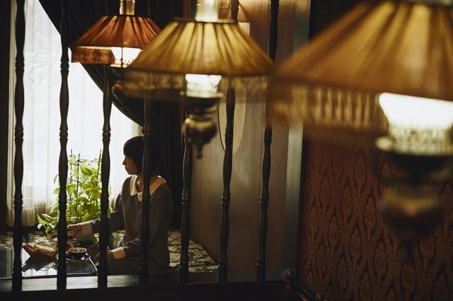 浅草の老舗喫茶店