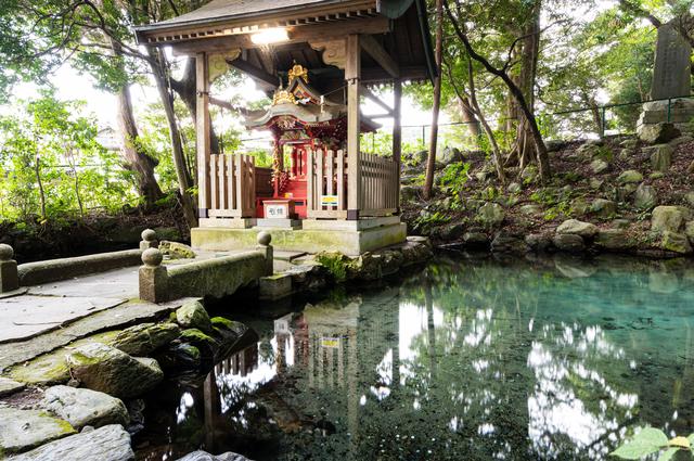 泉神社(茨城)