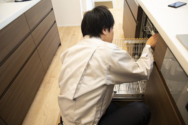 神奈川の水道工事作業員