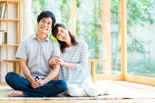 関西で暮らす夫婦
