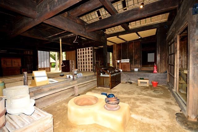 旧黒木家住宅(宮崎県総合博物館)